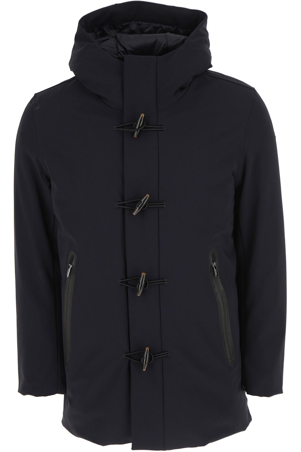 Image of RRD Down Jacket for Men, Puffer Ski Jacket, Ink Blue, polyester, 2017, L M XL XXL