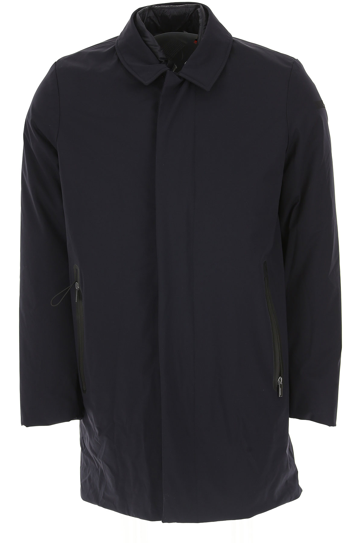 Image of RRD Down Jacket for Men, Puffer Ski Jacket, Blu Navy, polyamide, 2017, L M S XL XXL XXXL