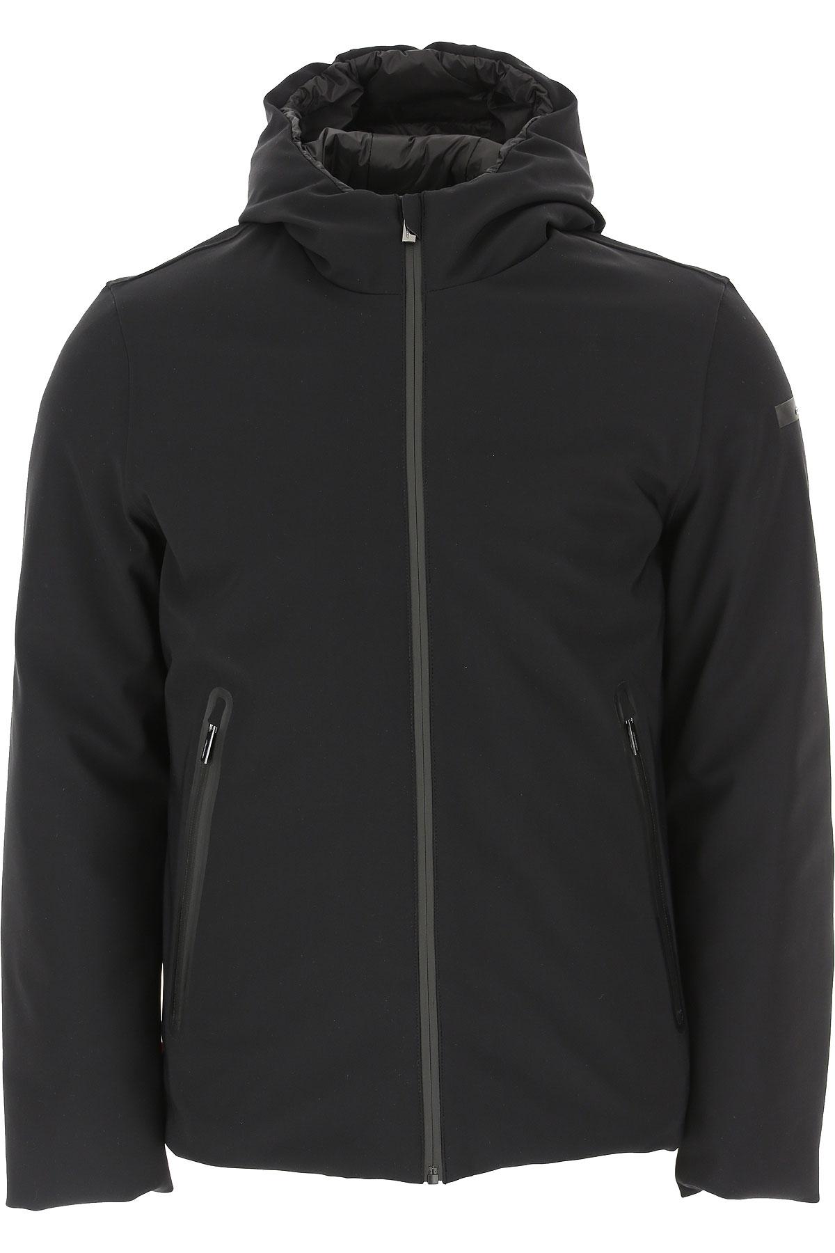 RRD Jacket for Men On Sale, Black, polyamide, 2019, L M S XL XXL XXXL