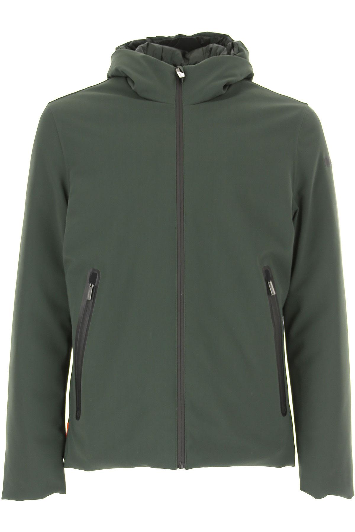 RRD Jacket for Men On Sale, Dark Green, polyamide, 2019, L M S XL XXL