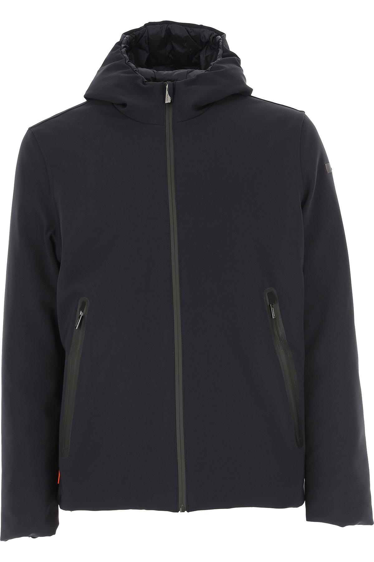 RRD Jacket for Men On Sale, Midnight Blue, polyamide, 2019, L M S XL XXL