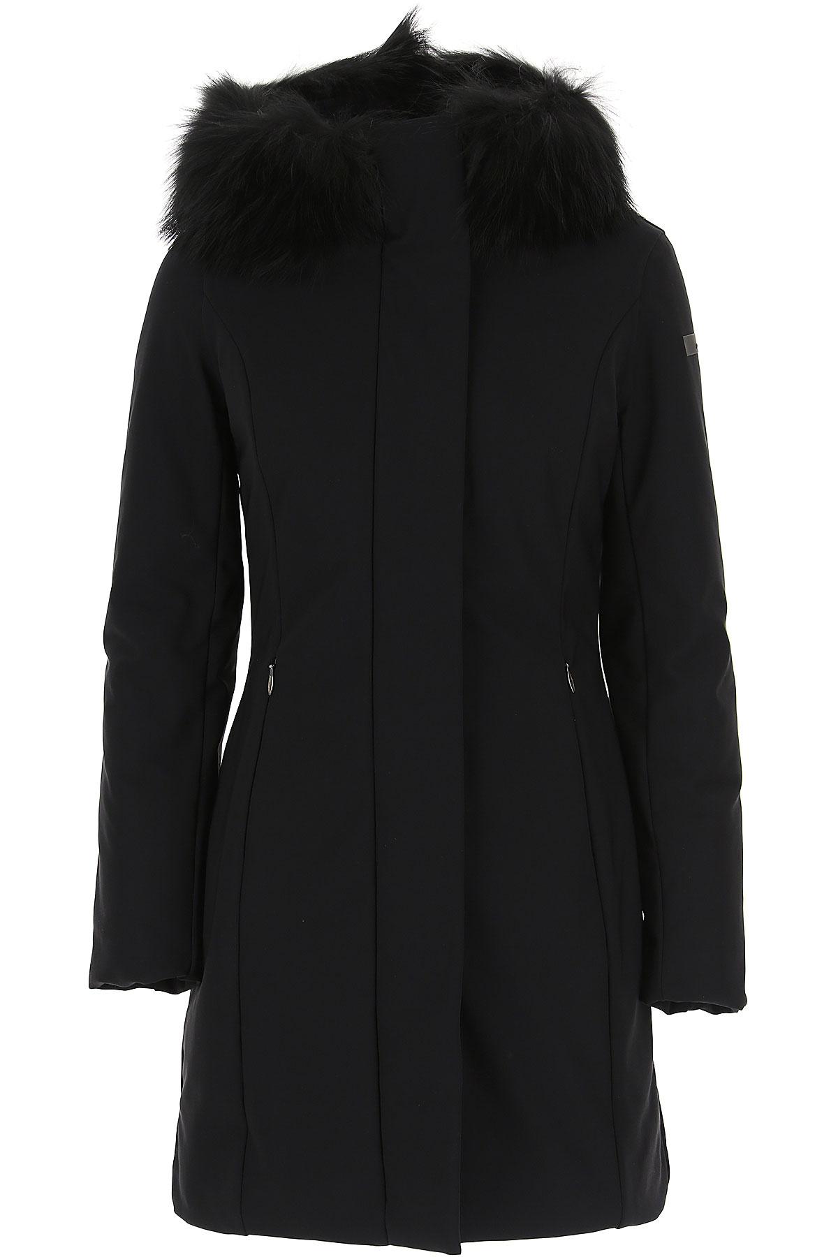 RRD Jacket for Women On Sale, Black, polyamide, 2019, 10 14 2 4 6 8