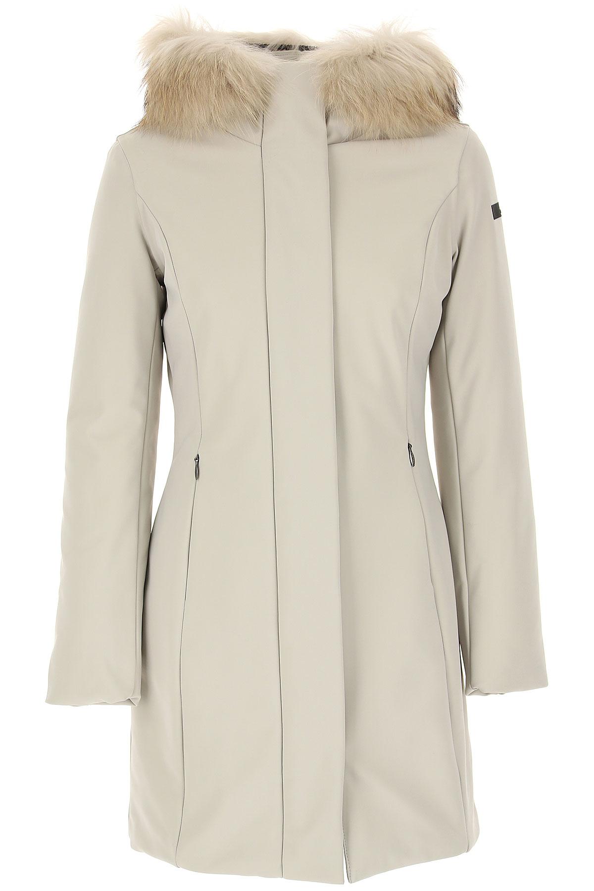 RRD Jacket for Women On Sale, Grey Ice, polyamide, 2019, 10 12 4 6 8