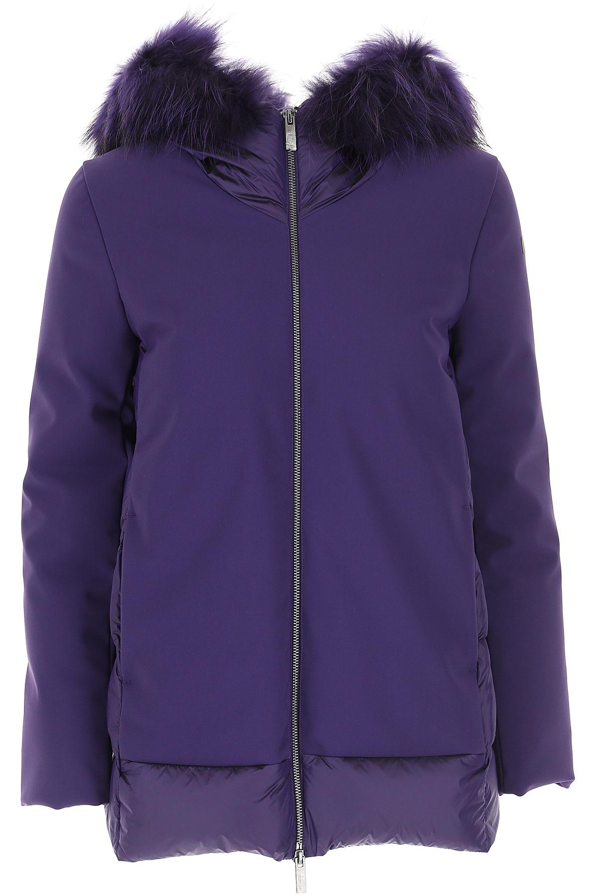 RRD Jacket for Women On Sale, Eggplant Violet, polyamide, 2019, 10 4 6 8