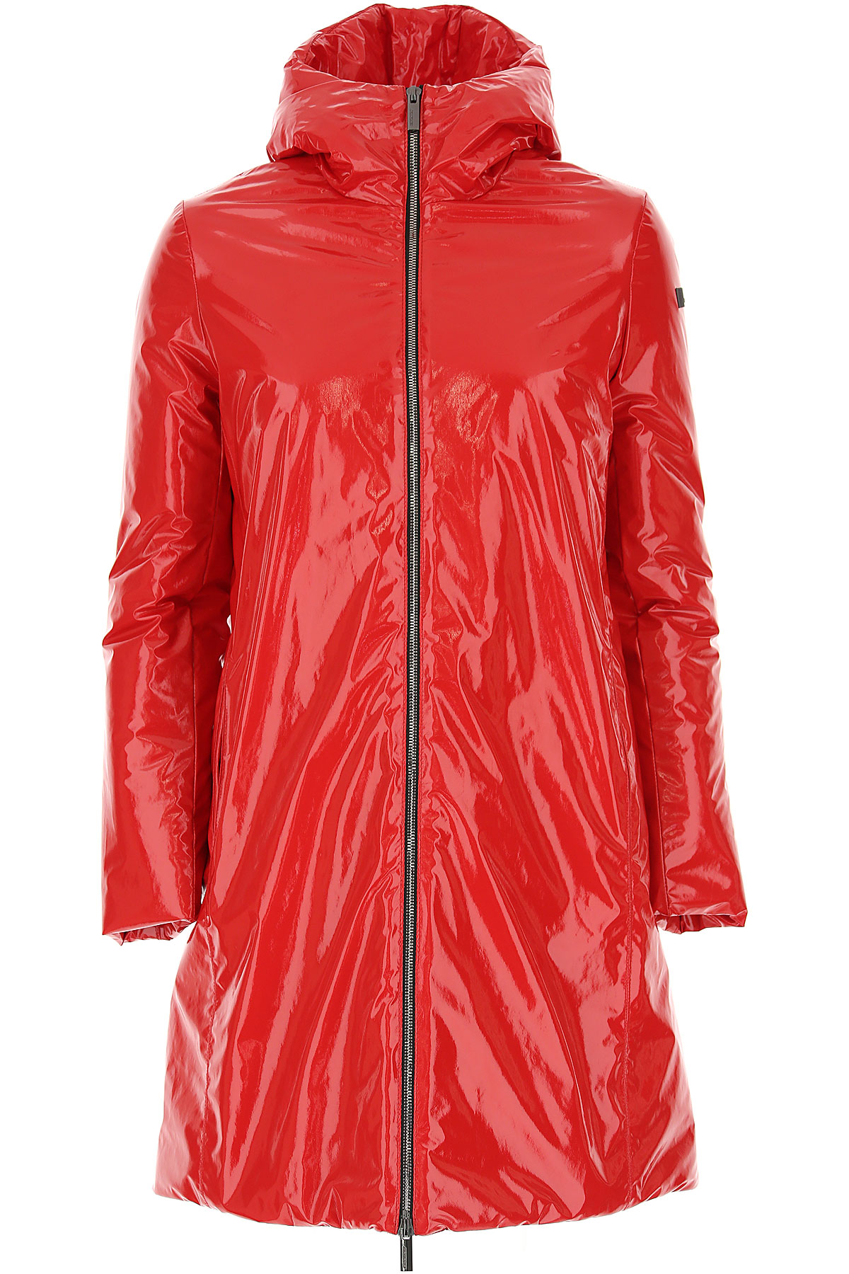 RRD Jacket for Women On Sale, Red, polyester, 2019, 4 8