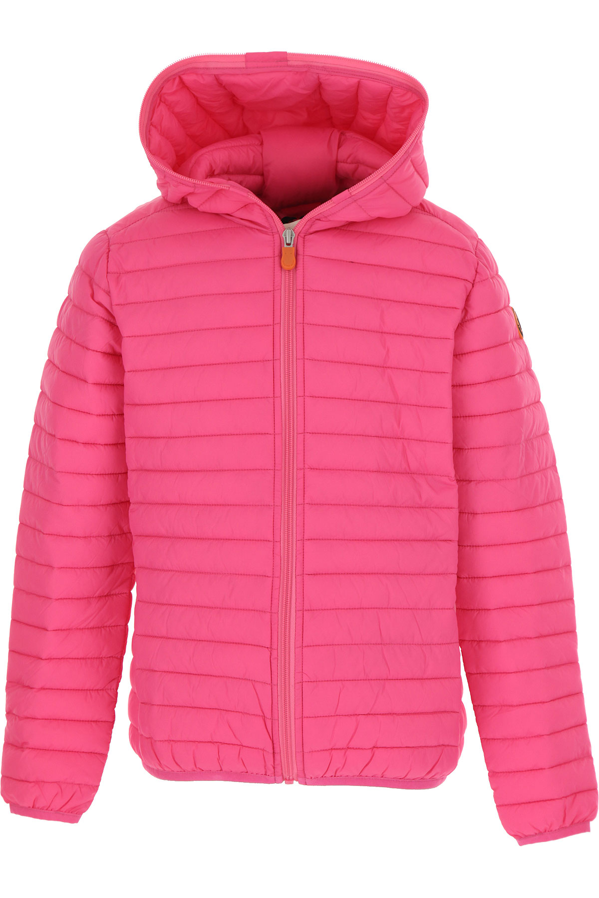 Save the Duck Girls Down Jacket for Kids, Puffer Ski Jacket On Sale, Fuchsia, polyester, 2019, 14Y 16Y 4Y 8Y
