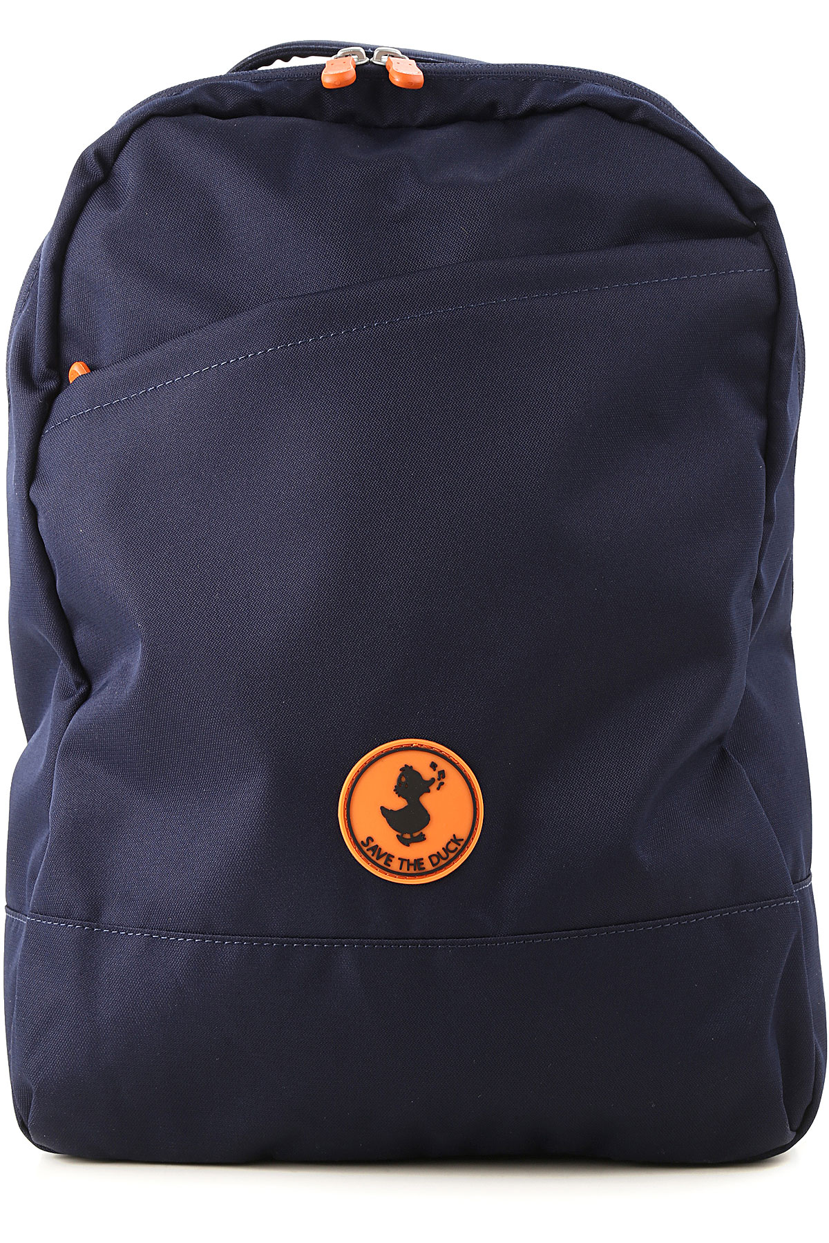 Save the Duck Backpack for Women On Sale, Blue Ink, Nylon, 2017