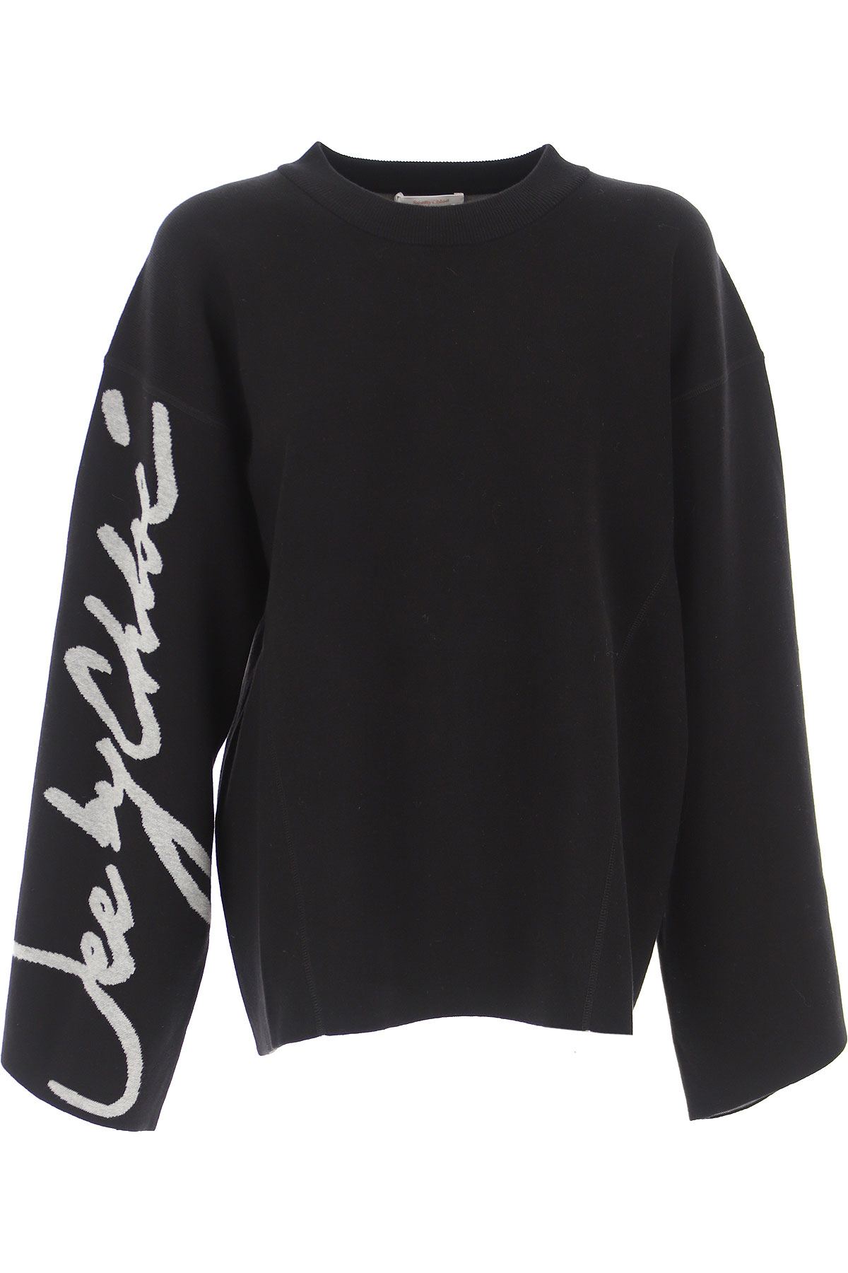 See By Chloe Sweater for Women Jumper, Black, Cotton, 2019, 2 4 6