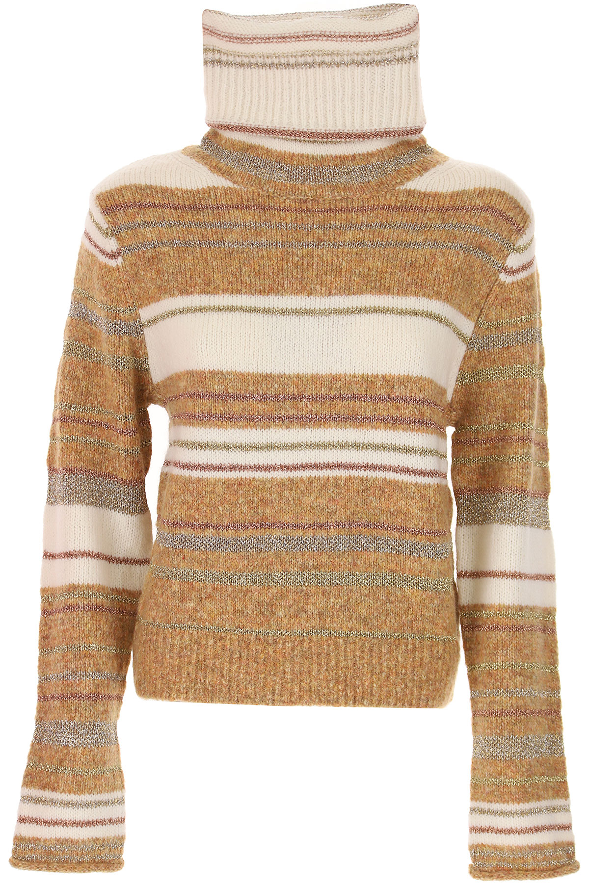See By Chloe Sweater for Women Jumper On Sale, White, polyamide, 2019, 4 6 8
