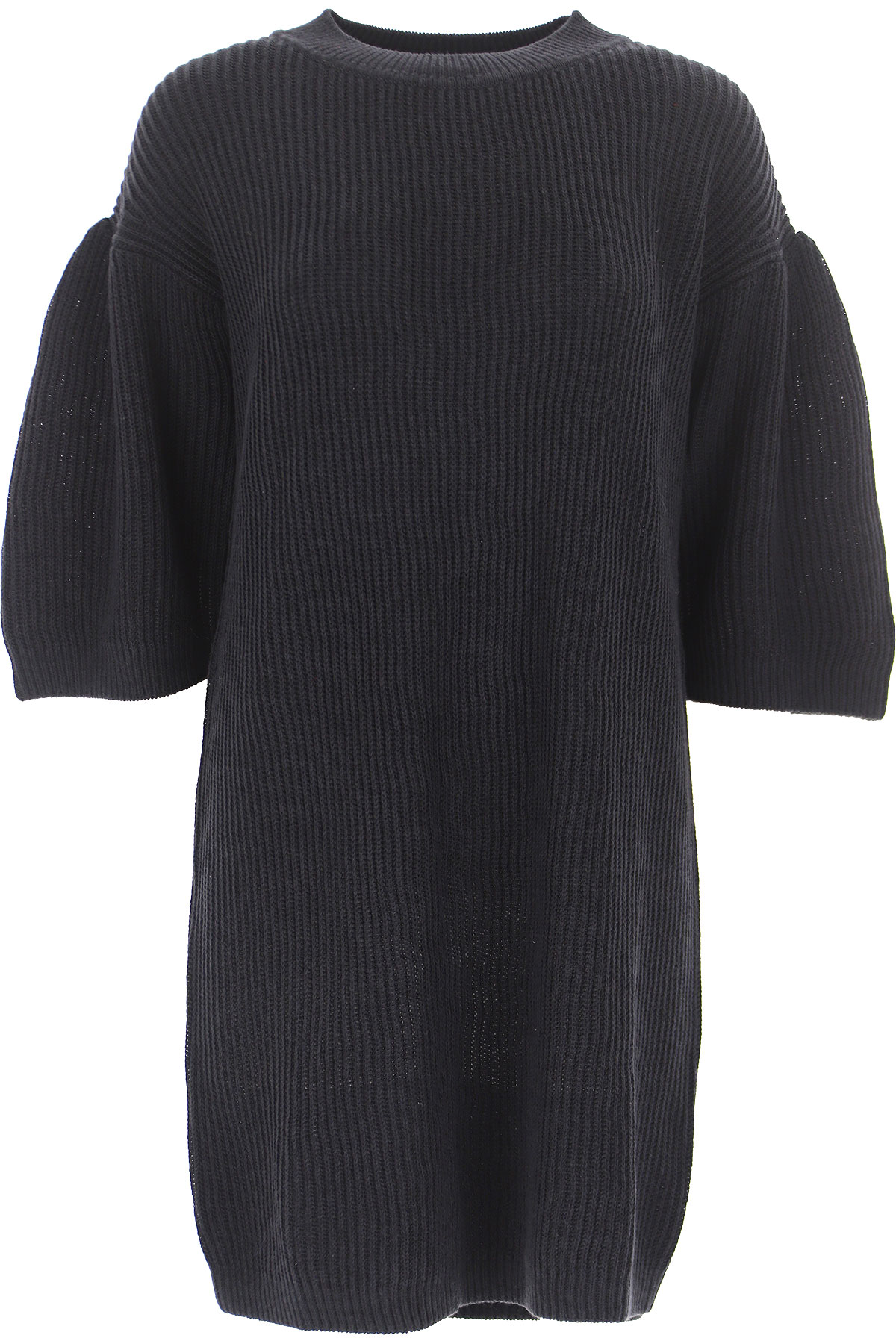 See By Chloe Dress for Women, Evening Cocktail Party On Sale, Black, linen, 2019, 2 6