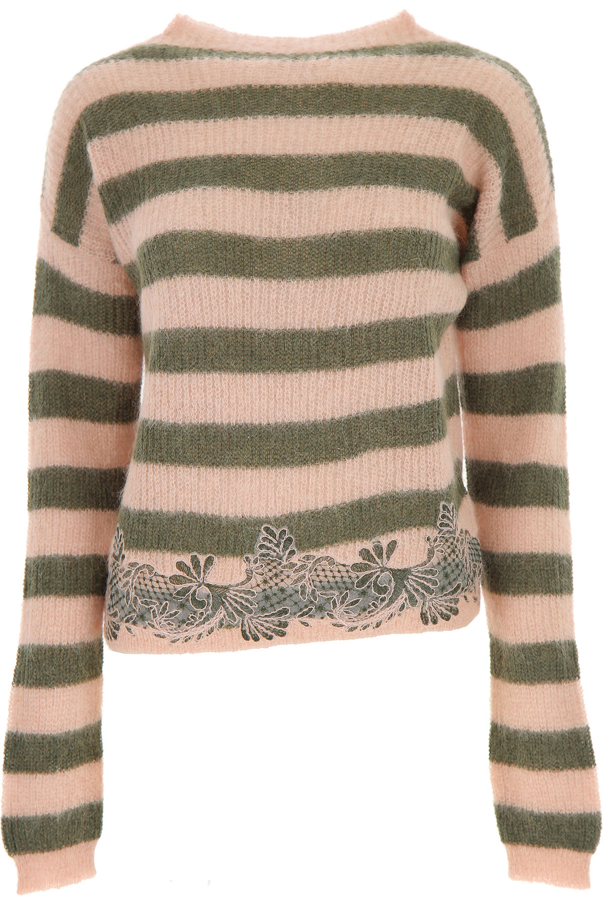 Ermanno Scervino Kids Sweaters for Girls On Sale, Pink, polyester, 2019, 10Y 12Y 8Y