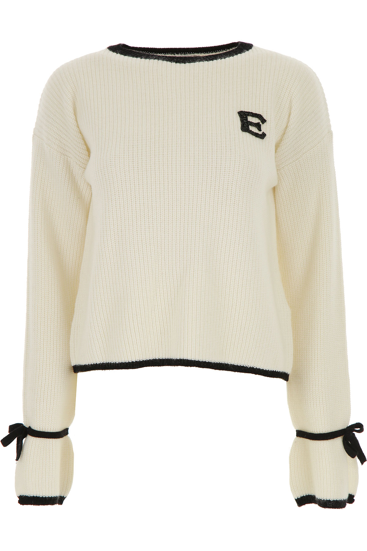 Ermanno Scervino Kids Sweaters for Girls On Sale, White, polyamide, 2019, 10Y 16Y