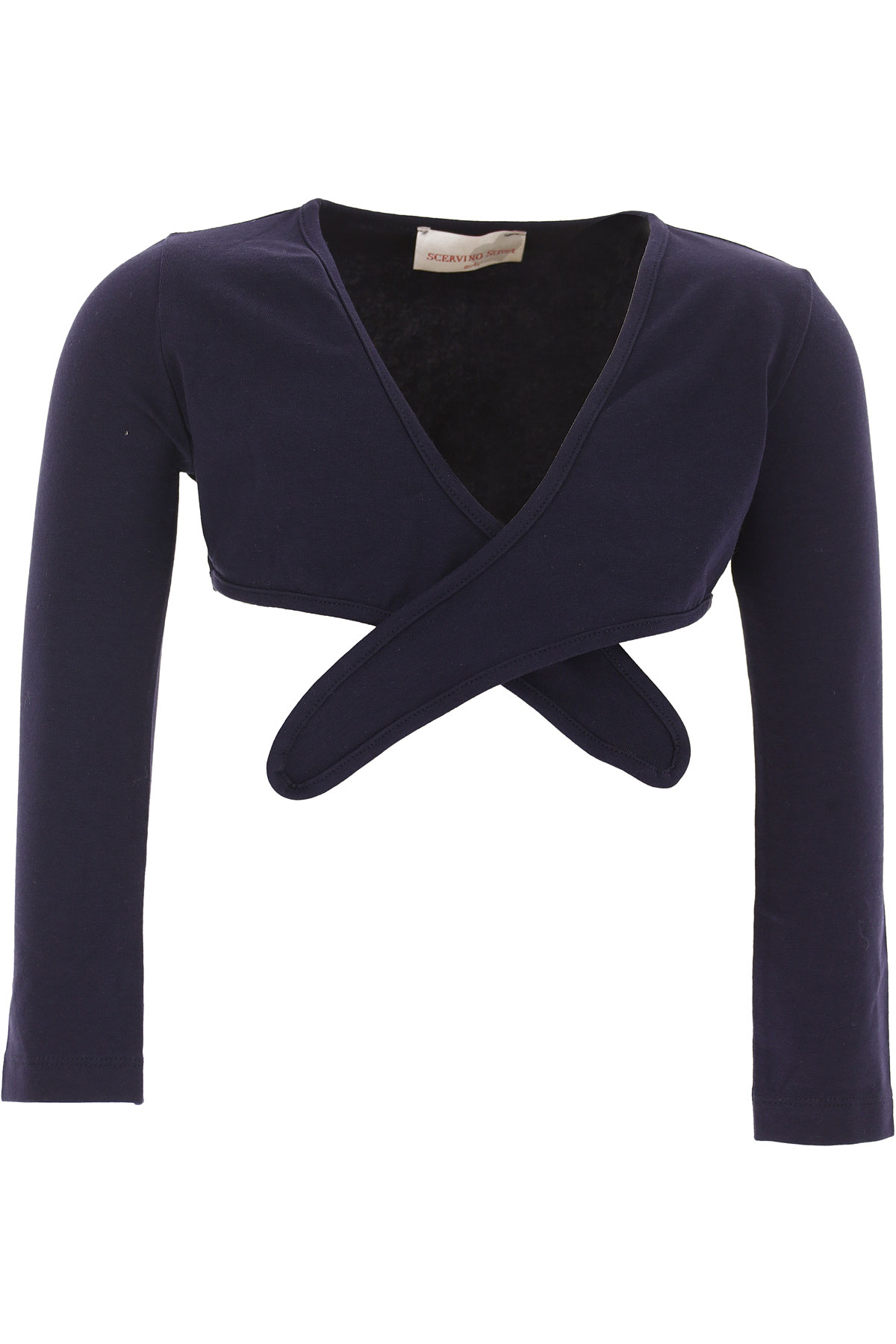 Ermanno Scervino Kids Sweaters for Girls On Sale in Outlet, Blue, Cotton, 2019, 2Y 4Y