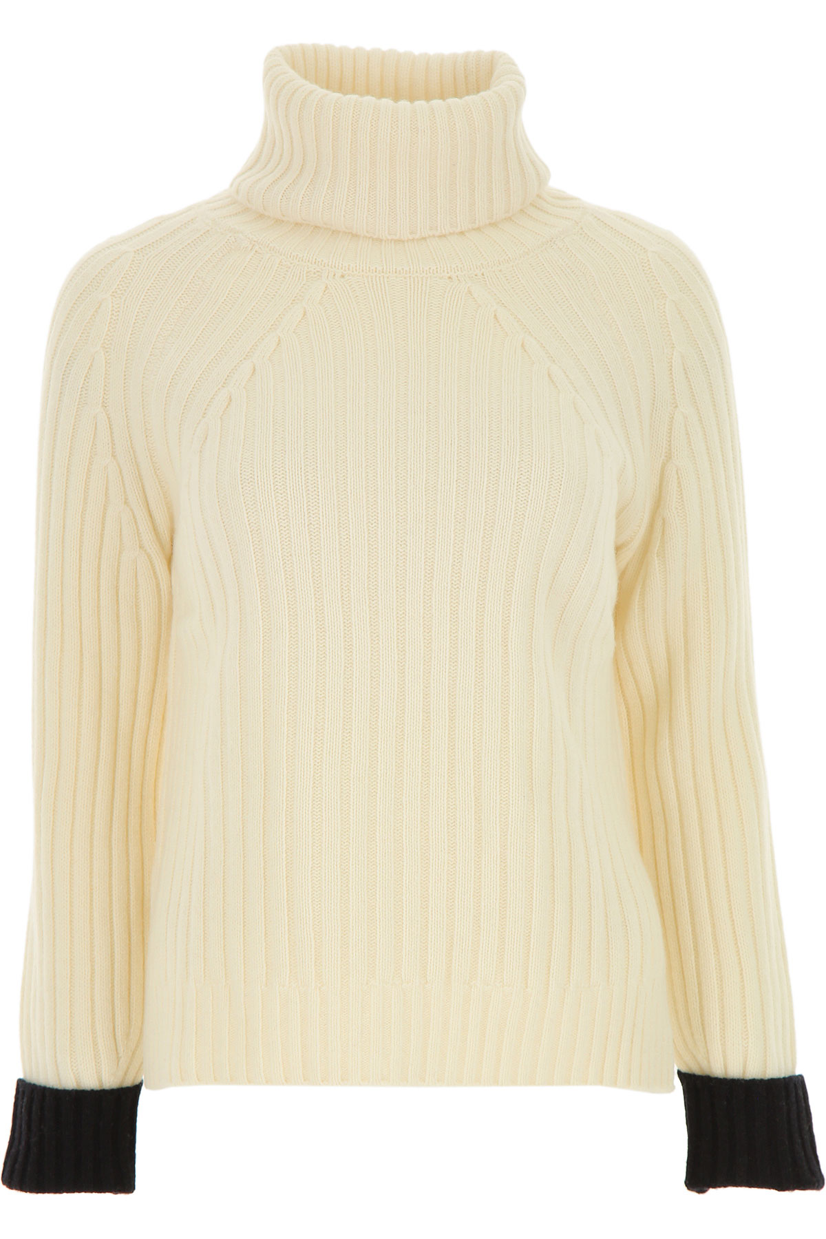 Ermanno Scervino Sweater for Women Jumper On Sale, White, Wool, 2019, 4 6