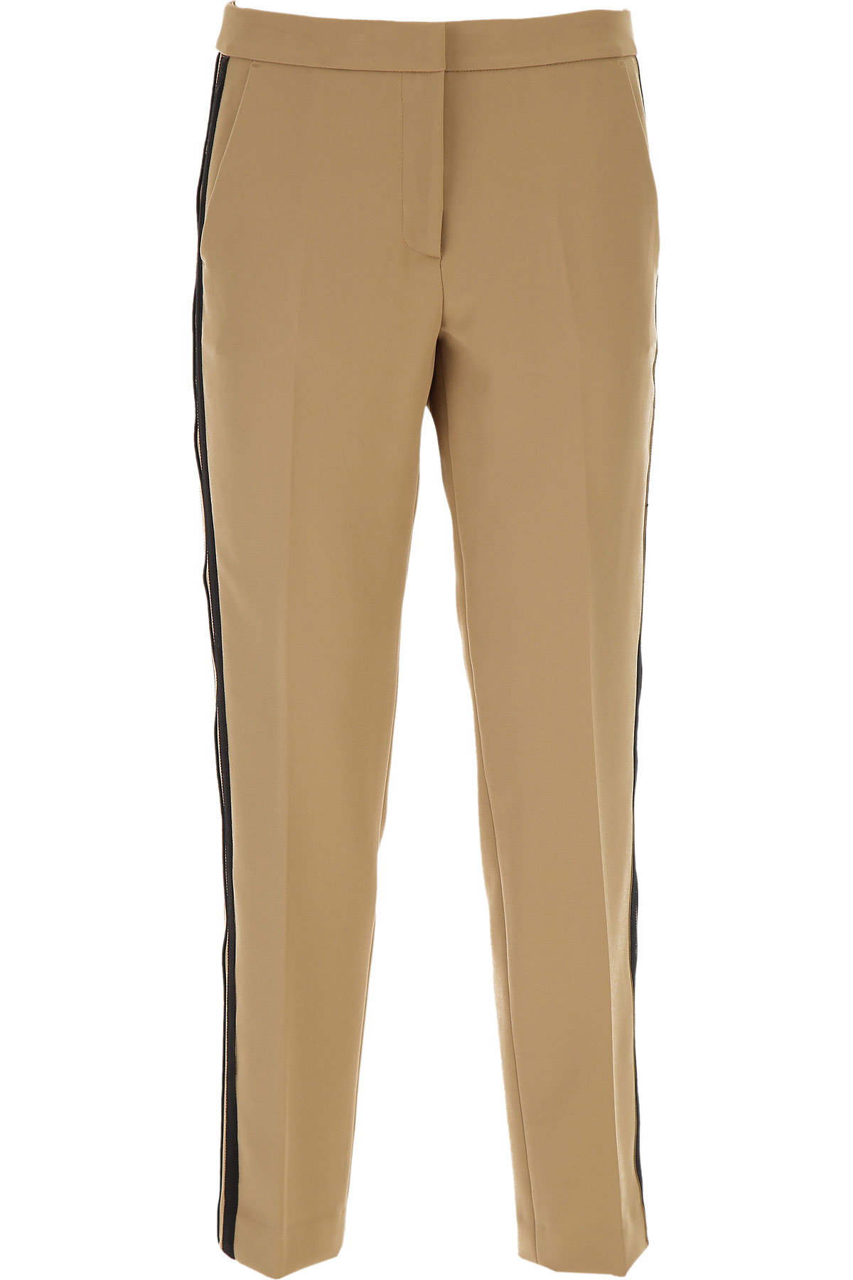 Ermanno Scervino Pants for Women On Sale, Biscuit, polyester, 2019, 4 6 8