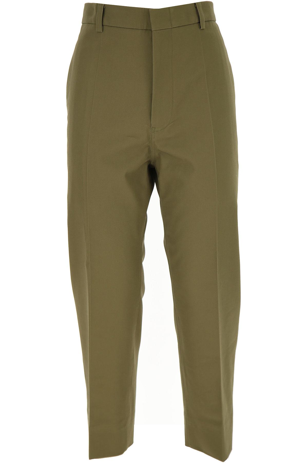 Sofie dHoore Pants for Women On Sale, Kaki, Cotton, 2019, FR 36 • IT 40 FR 38 • IT 42