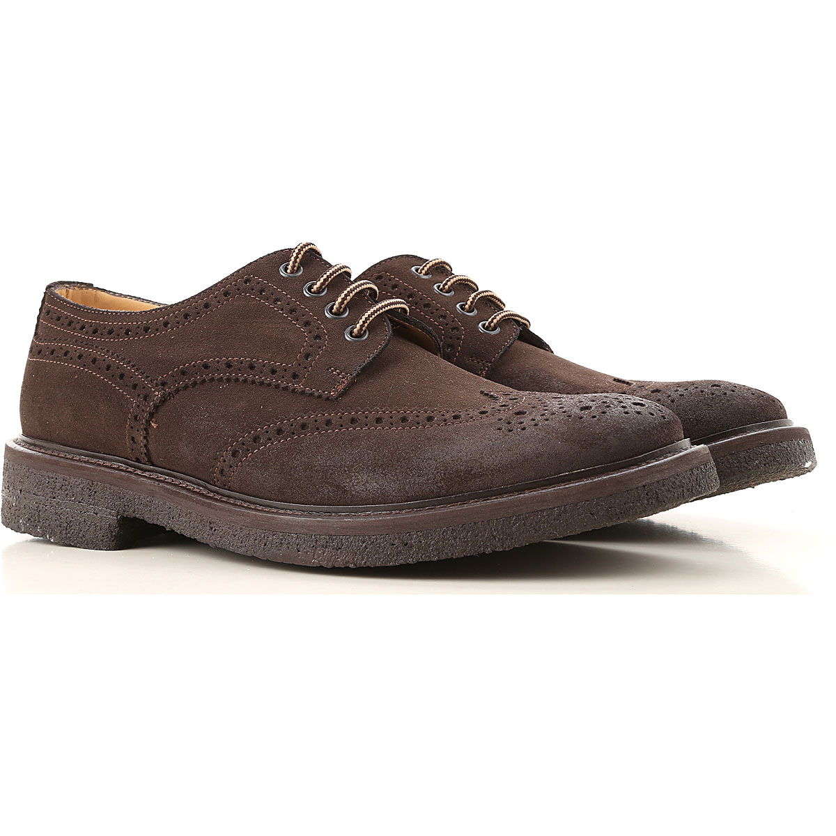 Seboys Lace Up Shoes for Men Oxfords, Derbies and Brogues On Sale, Dark Brown, Leather, 2019, 10 10.25 10.5 7 7.5 7.75 8 8.5 9 9.5