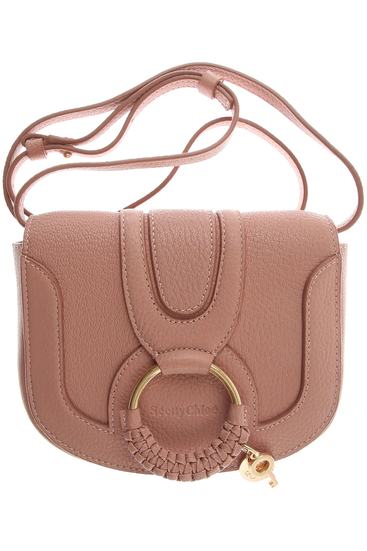 See By Chloe Shoulder Bag for Women, Dawn Rose, Leather, 2019