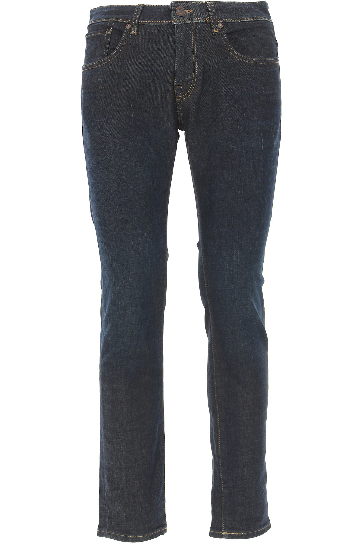 Image of Selected Jeans, Denim Blue, Cotton, 2017, 31 33 35