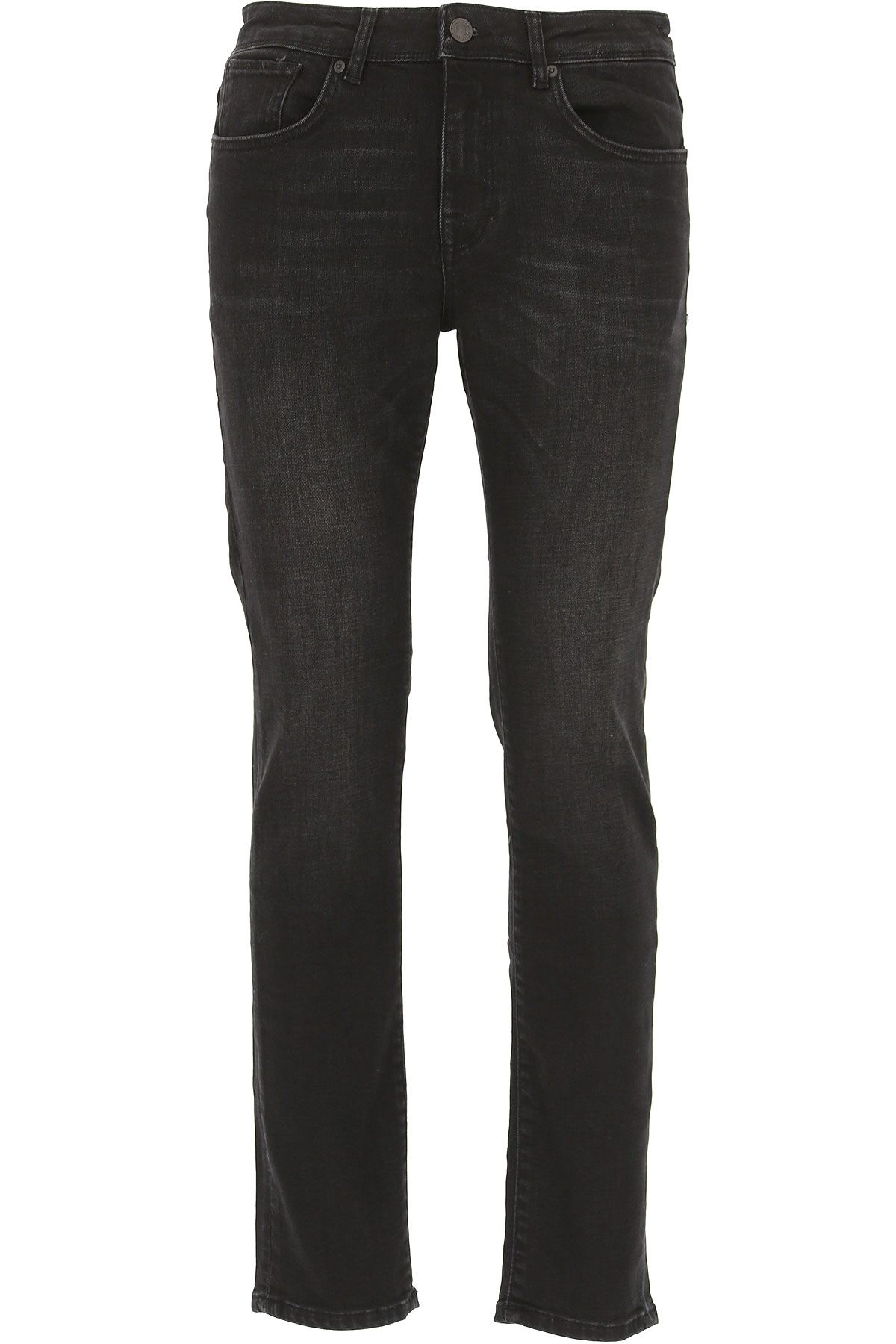 Image of Selected Jeans, Black, Cotton, 2017, 31 33 35