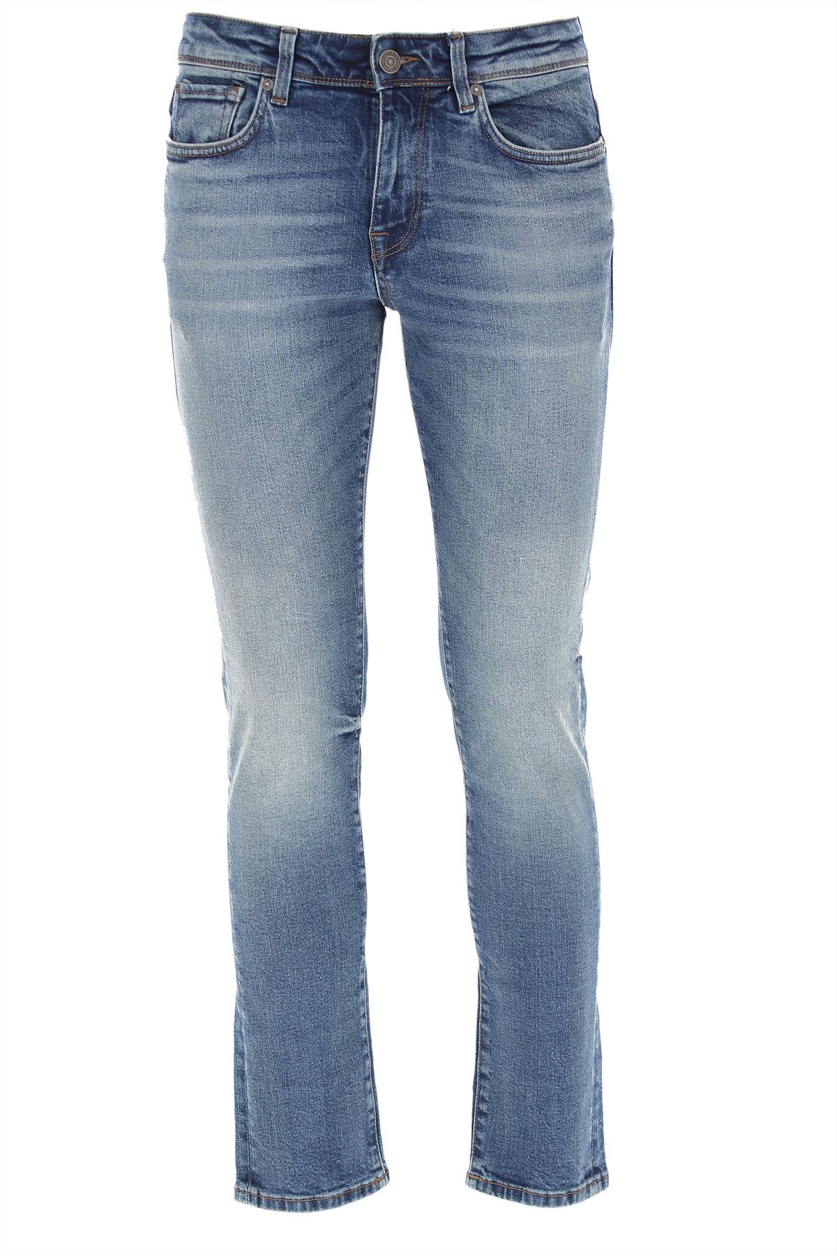 Selected Jeans On Sale, Denim, Cotton, 2019, 29 32 33 34 35