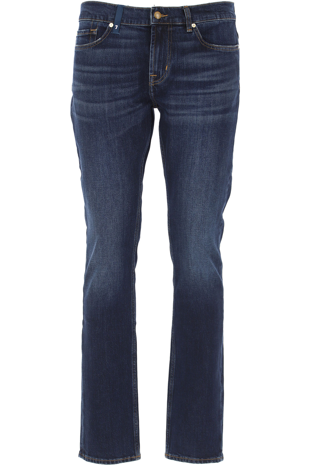 Seven For All Mankind Jeans, Denim, Cotton, 2019, 29 31 32 33 34