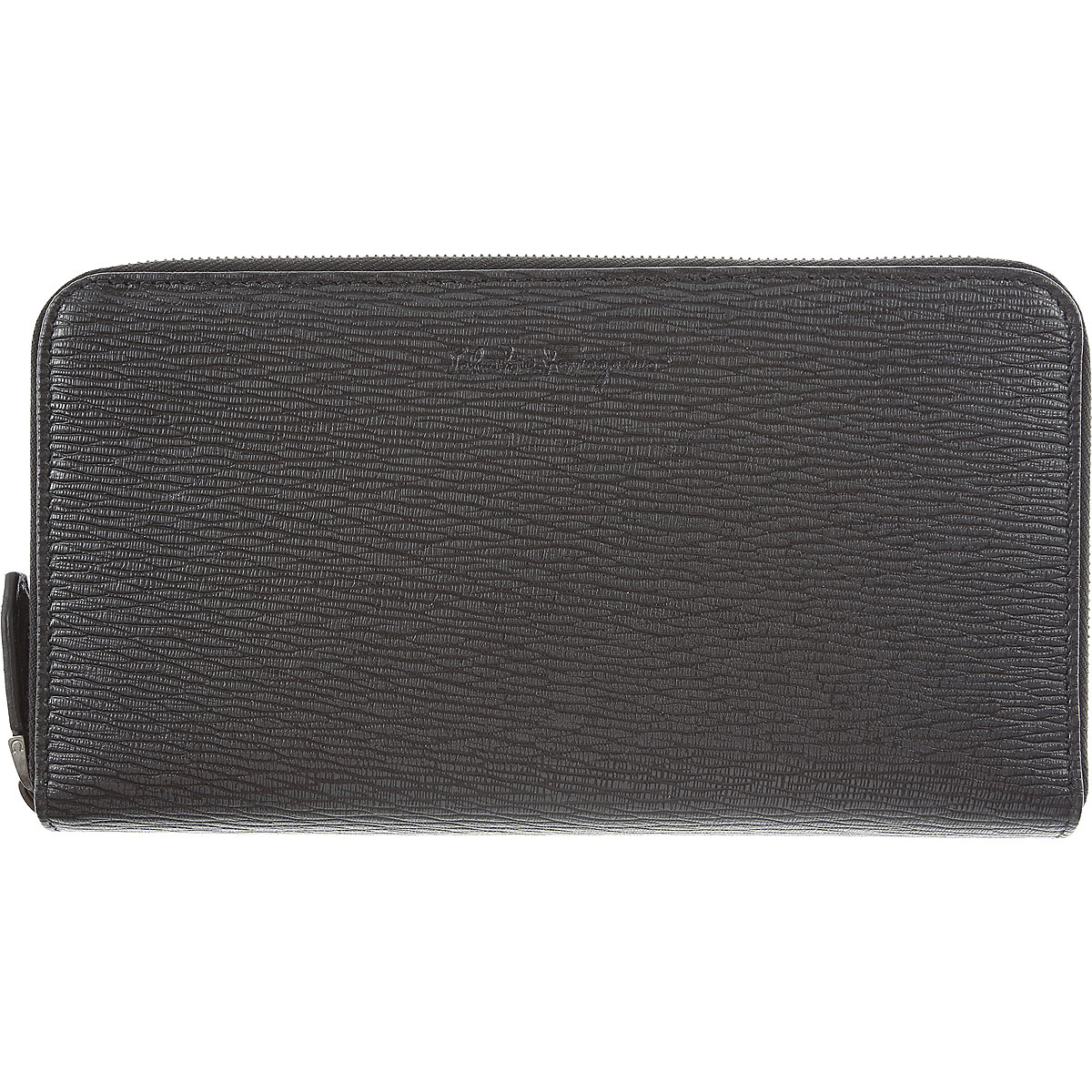 Salvatore Ferragamo Mens Wallets On Sale in Outlet, Grey, Leather, 2019