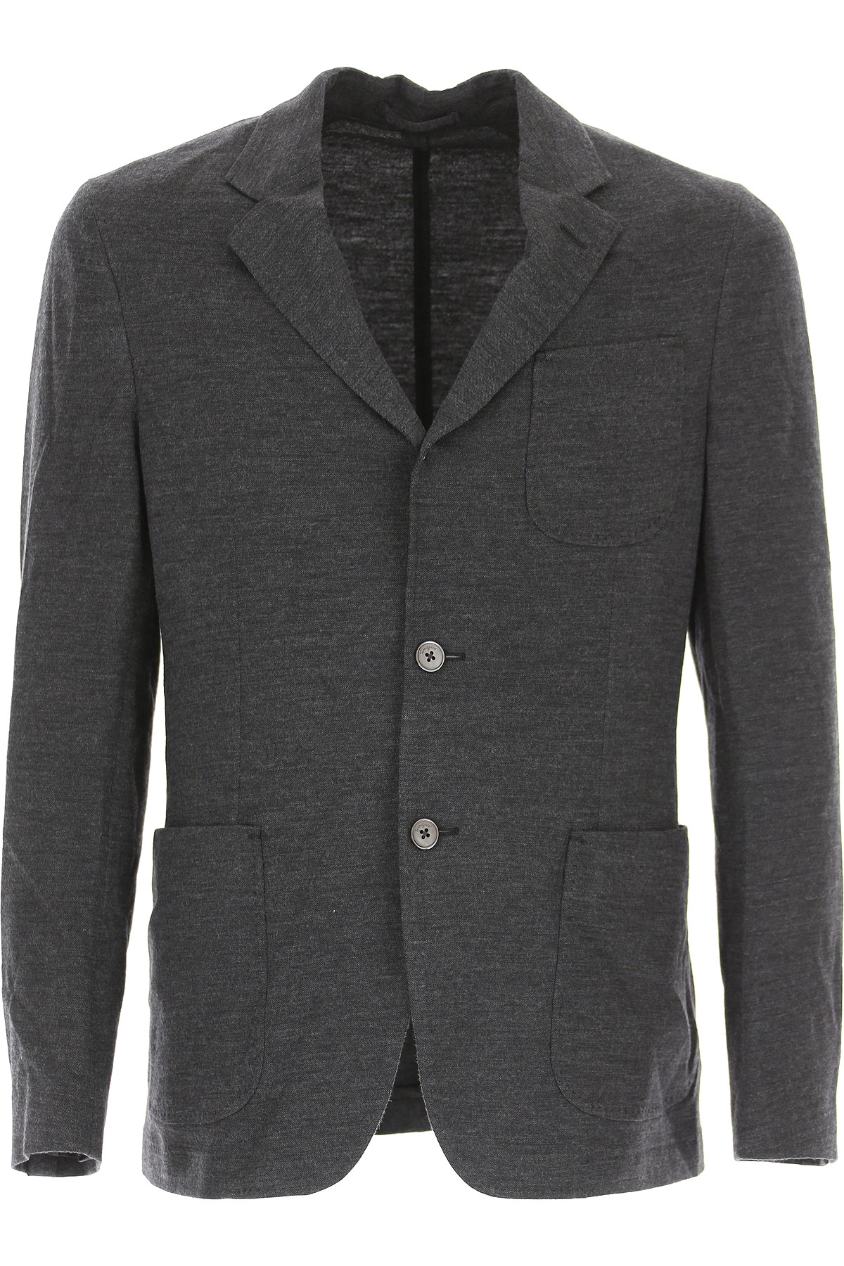 Image of Salvatore Ferragamo Blazer for Men, Sport Coat, antracite, Virgin wool, 2017, L M XL