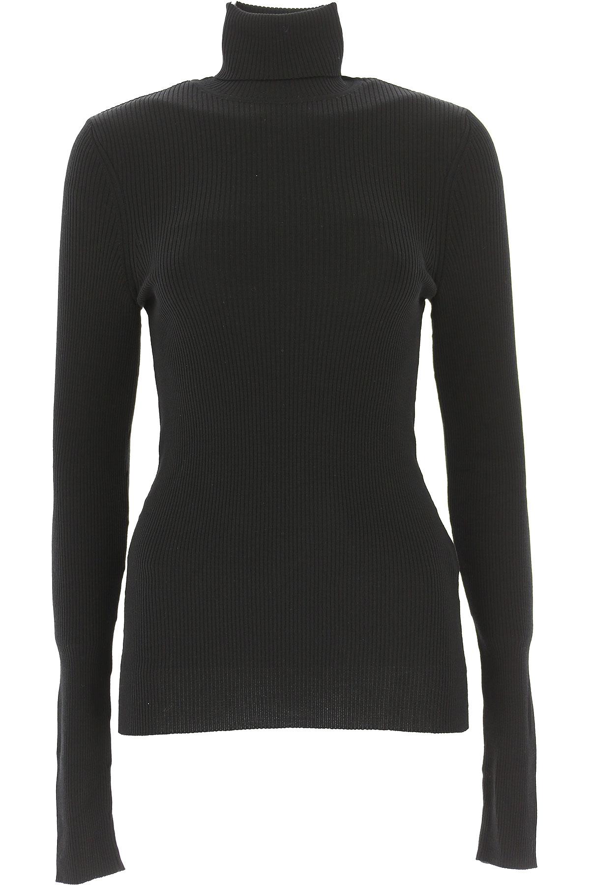 Image of Sibel Saral Sweater for Women Jumper, Black, Superfine Wool, 2017, 6 8