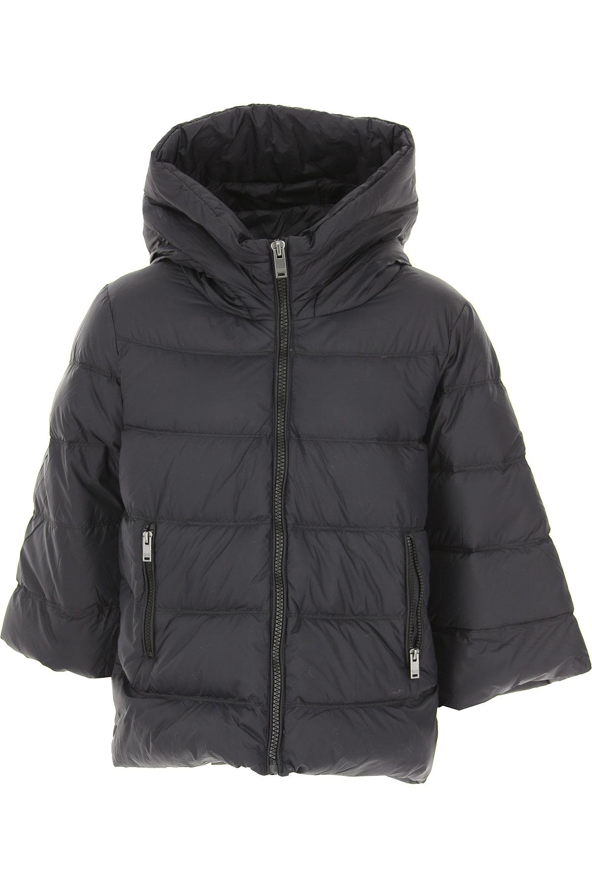 Image of Silvian Heach Jacket for Women, Black, Nylon, 2017, 10 4 6 8