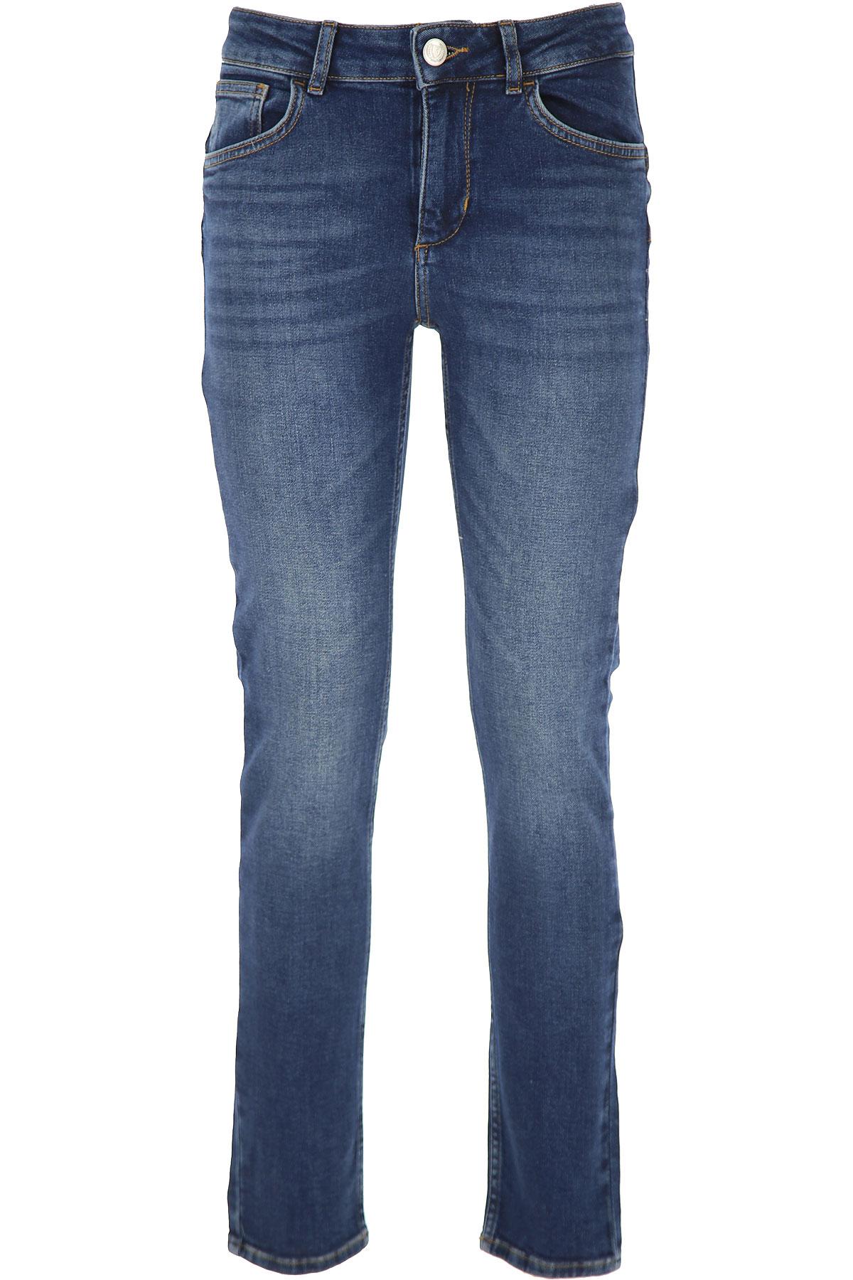 Silvian Heach Jeans On Sale, Denim Blue, Cotton, 2019, 25 26 27 28 29 30