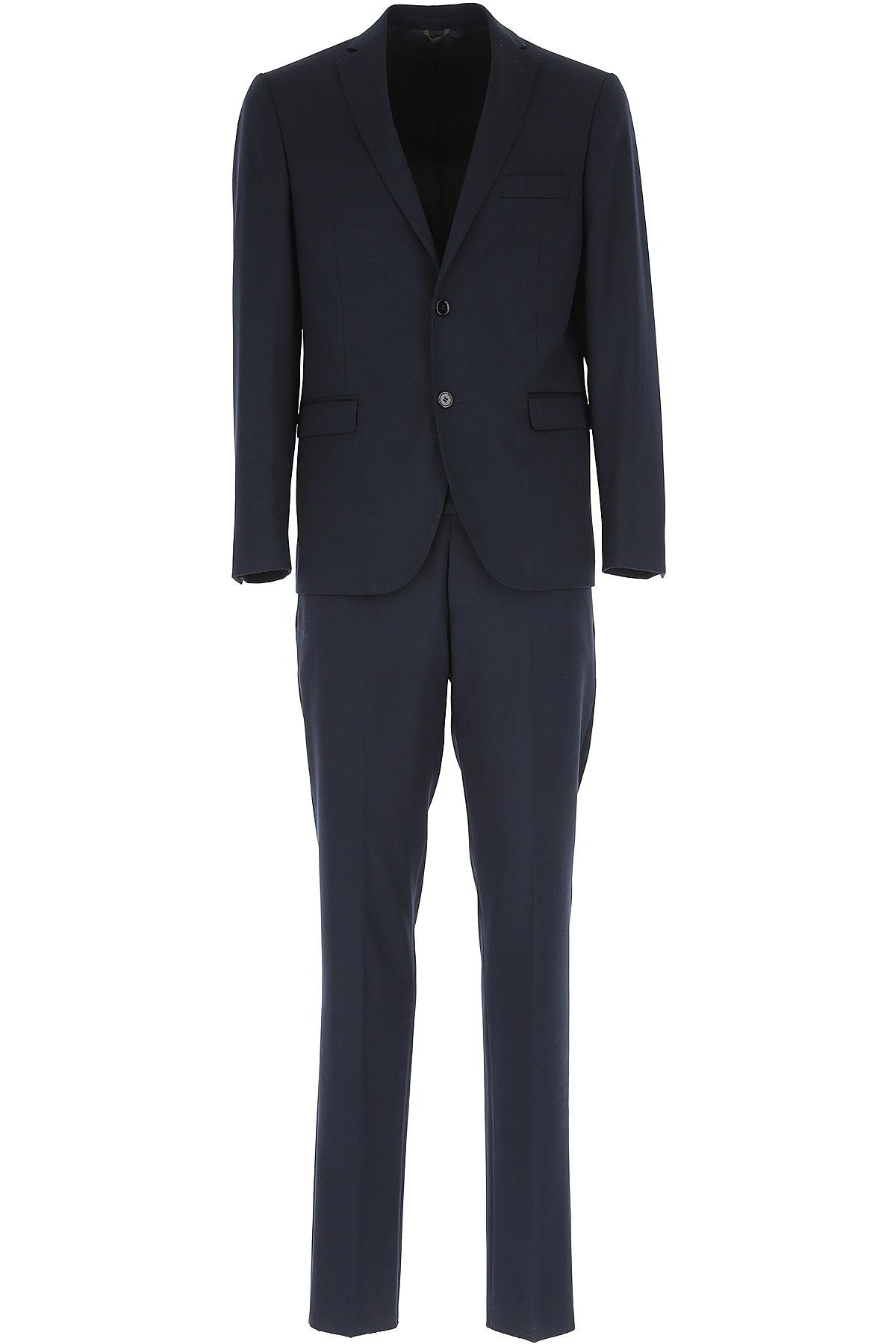 Simbols Men's Suit, Dark Blue, polyamide, 2019, L XL XXL XXXL