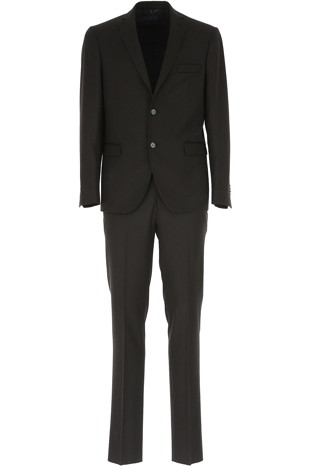 Simbols Men's Suit, Black, polyamide, 2019, L M S