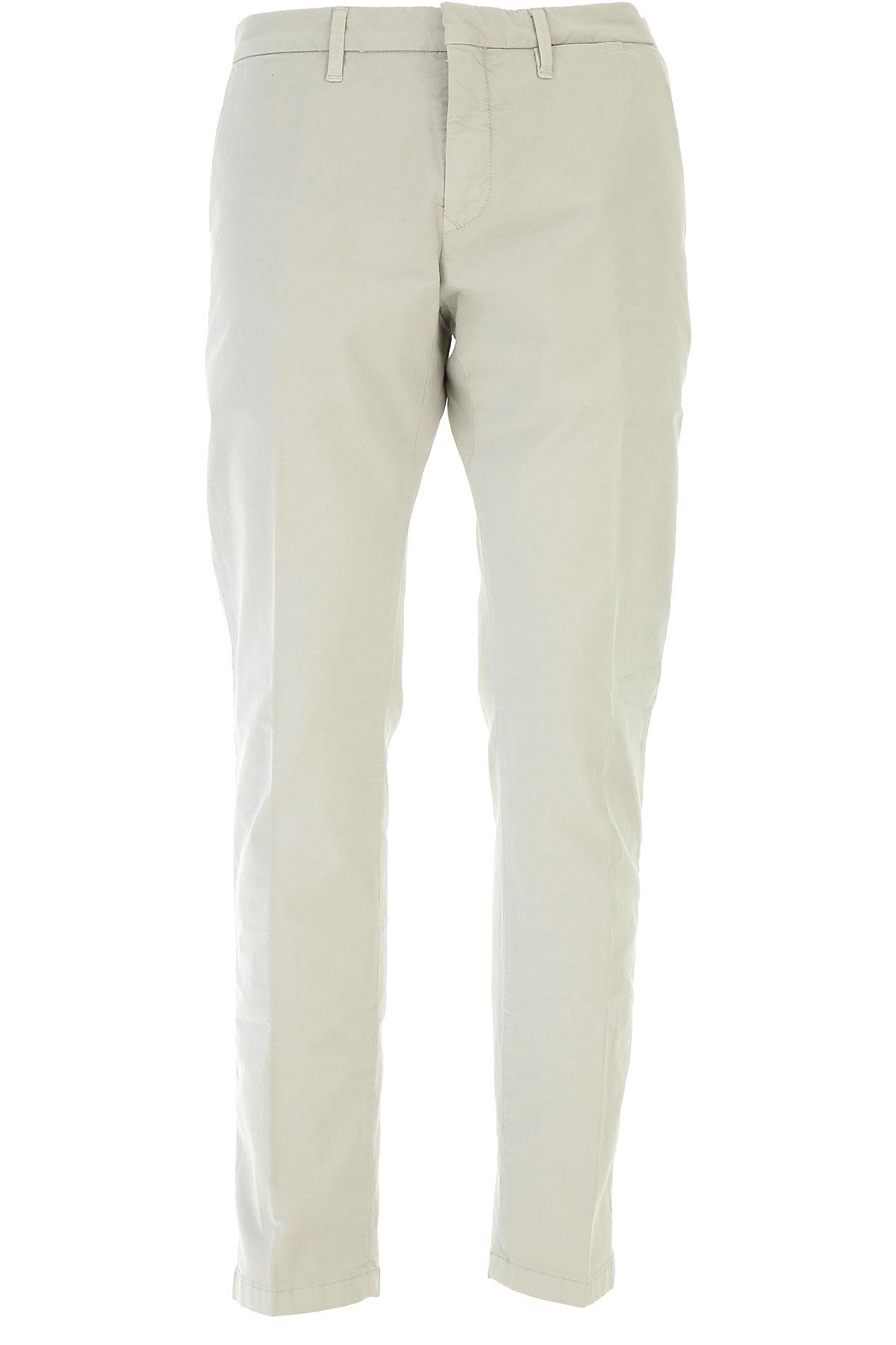 シビリア パンツ 男性用 メンズ セール, ベージュ, コットン, 2017, 101.5 79 91.5