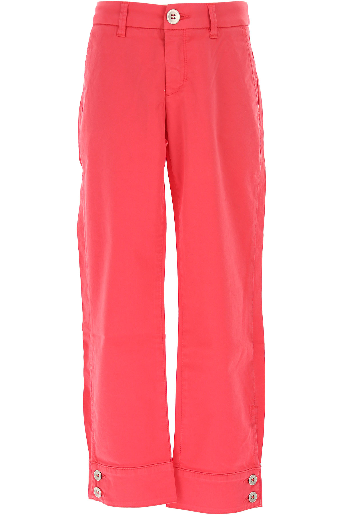 Siviglia Kids Pants for Girls On Sale in Outlet, Fu, Cotton, 2019, 2Y 5Y