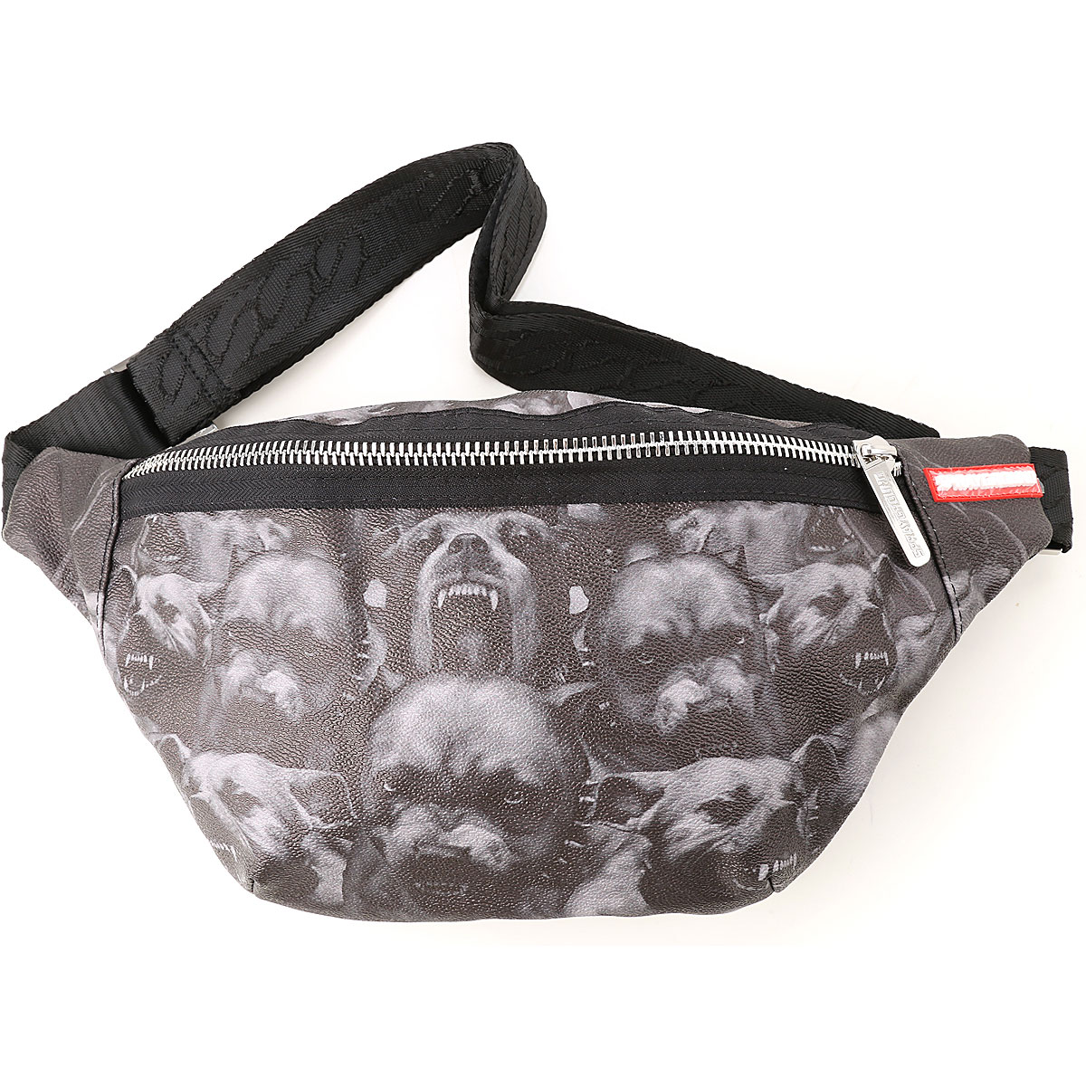 Sprayground Shoulder Bags On Sale, Black, polyestere, 2019