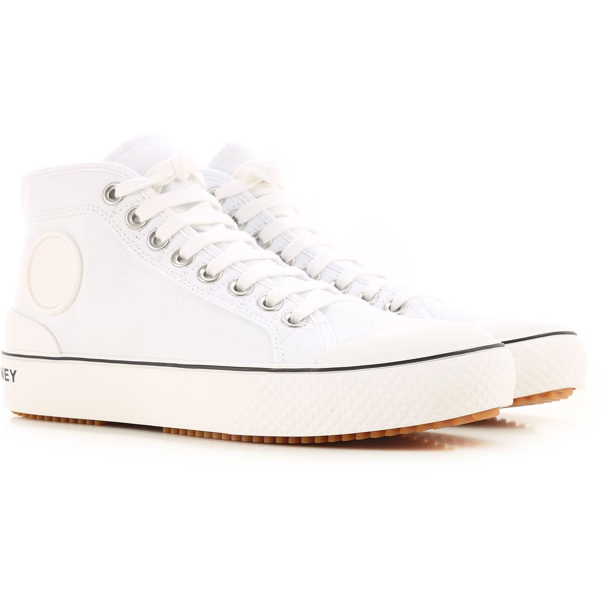 Stella McCartney Sneaker Femme, Blanc, Tissu, 2019, 35 35.5 36 36.5 37 37.5 38 39 39 39.5 40
