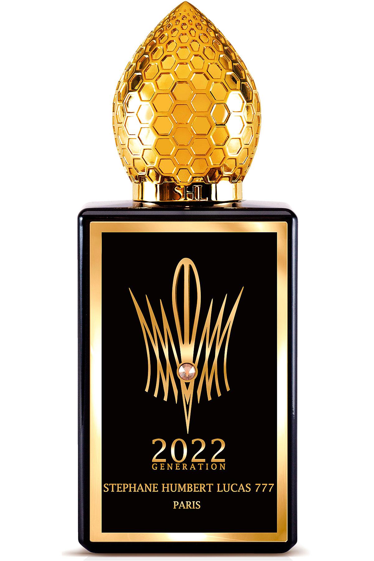 Stephane Humbert Lucas 777 Paris Fragrances for Men, 2022 Generation Black - Eau De Parfum - 50 Ml, 2019, 50 ml
