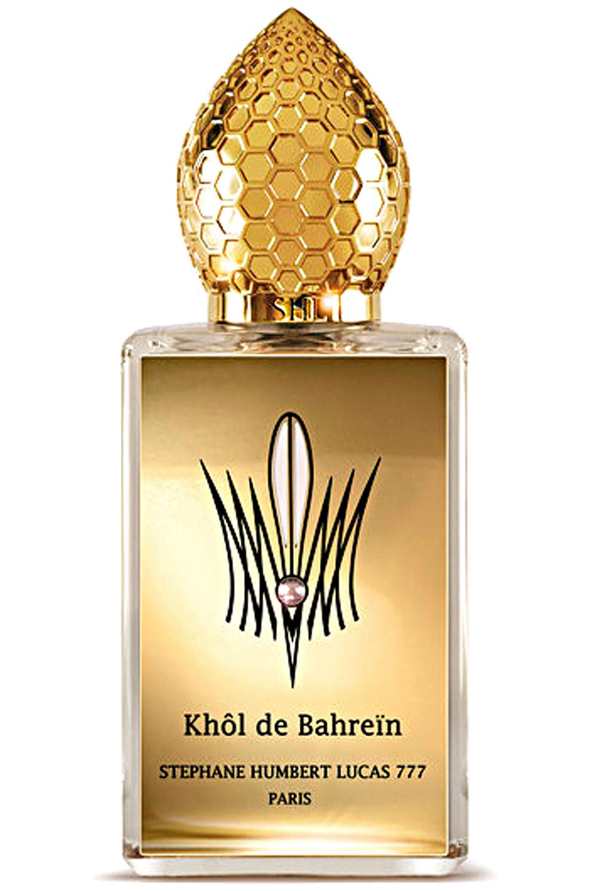 Stephane Humbert Lucas 777 Paris Fragrances for Men, Khol De Bahrein - Eau De Parfum - 50 Ml, 2019, 50 ml