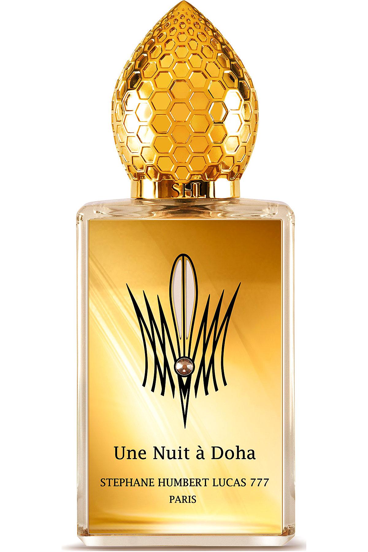 Stephane Humbert Lucas 777 Paris Fragrances for Men, Une Nuit A Doha - Eau De Parfum - 50 Ml, 2019, 50 ml