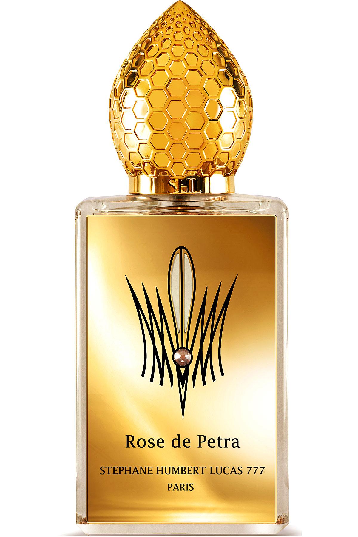 Stephane Humbert Lucas 777 Paris Fragrances for Men, Rose De Petra - Eau De Parfum - 50 Ml, 2019, 50 ml