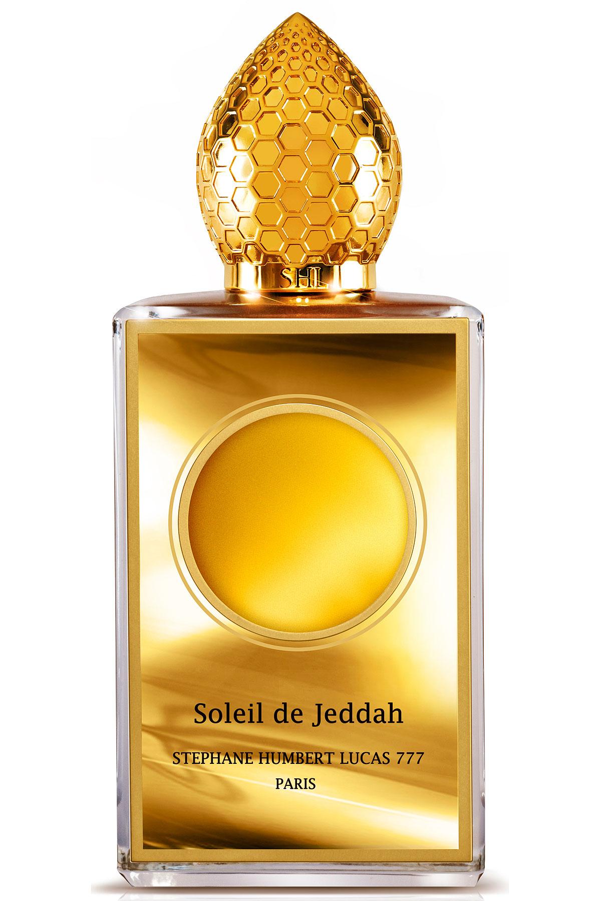 Stephane Humbert Lucas 777 Paris Fragrances for Men, Soleil De Jeddah - Eau De Parfum - 50-100 Ml, 2019, 50 ml 100 ml