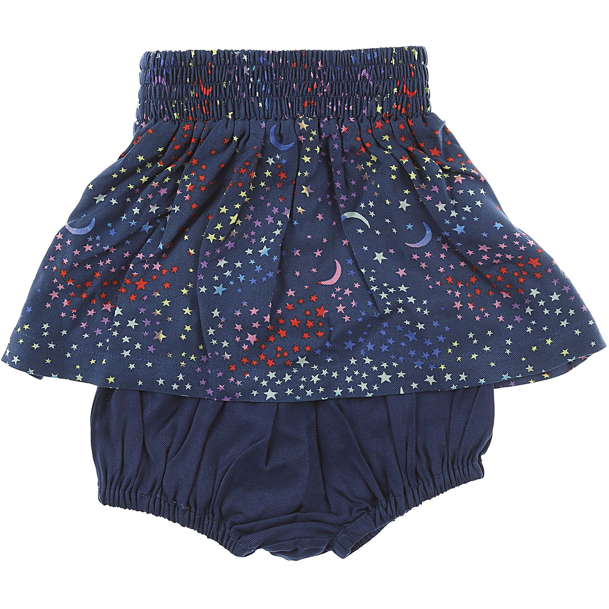 Image of Stella McCartney Baby Skirts for Girls, Blue, viscosa, 2017, 12M 18M 2Y 3M 3Y 6M 9M