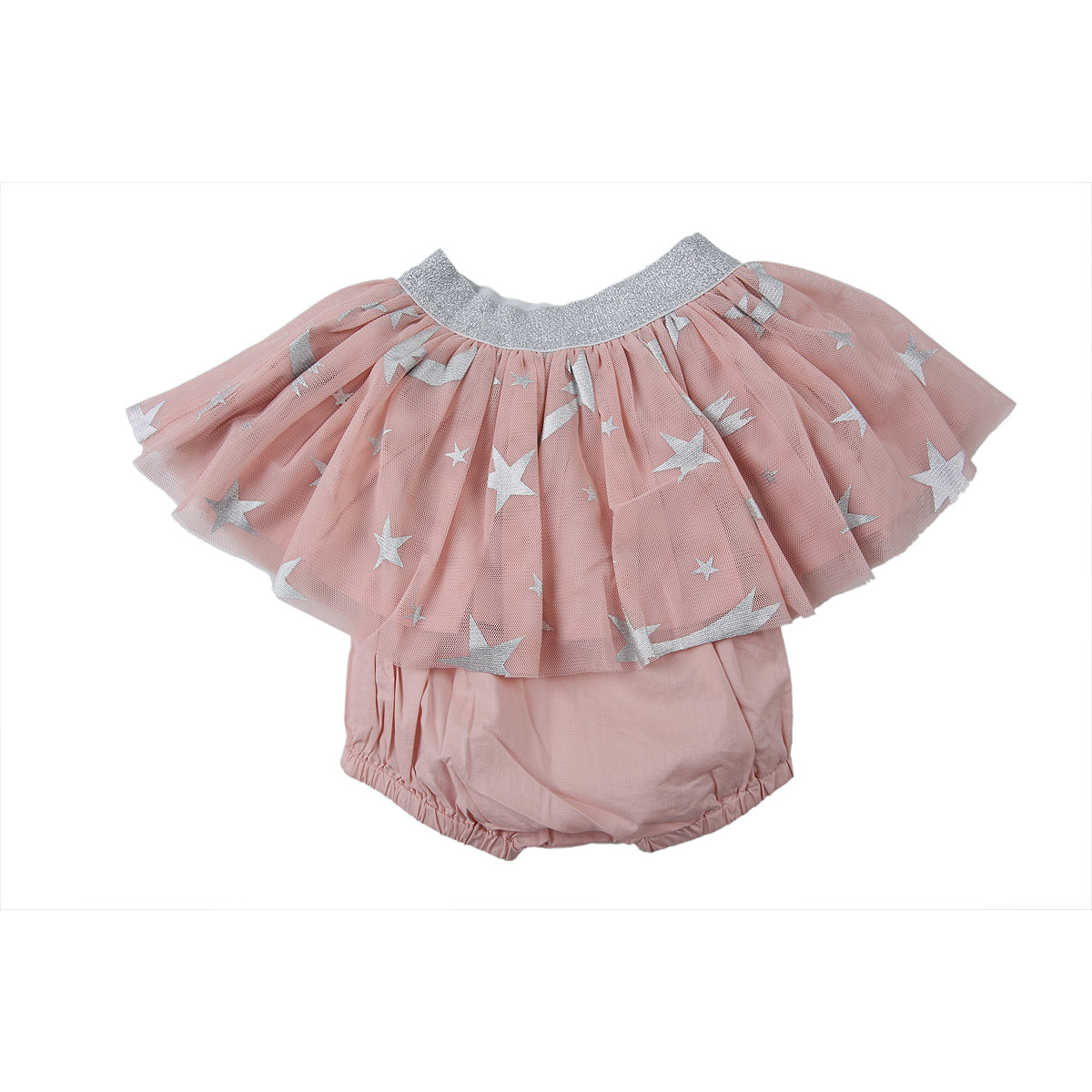 Stella McCartney Baby Skirts for Girls On Sale, Pink, polyester, 2019, 12M 18M 2Y 3M 3Y 6M 9M