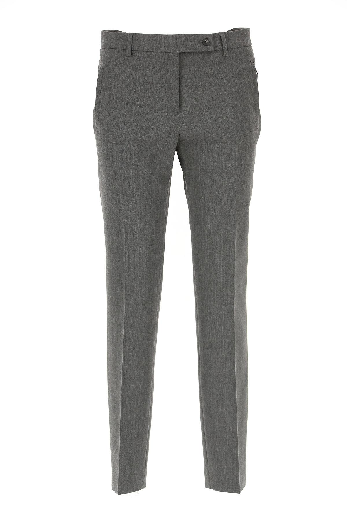 Image of Seventy Pants for Women, Medium Grey, polyester, 2017, 10 12 2 4 6 8