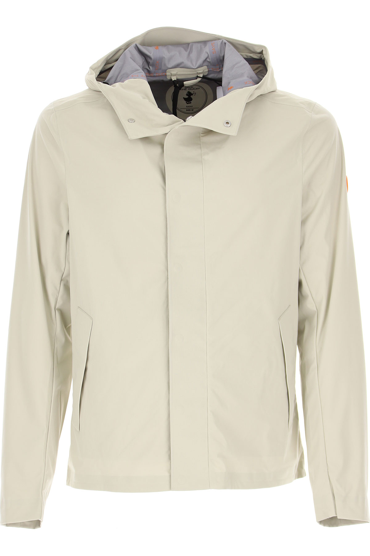 Save the Duck Jacket for Men On Sale, Beige, polyester, 2019, L M S XL
