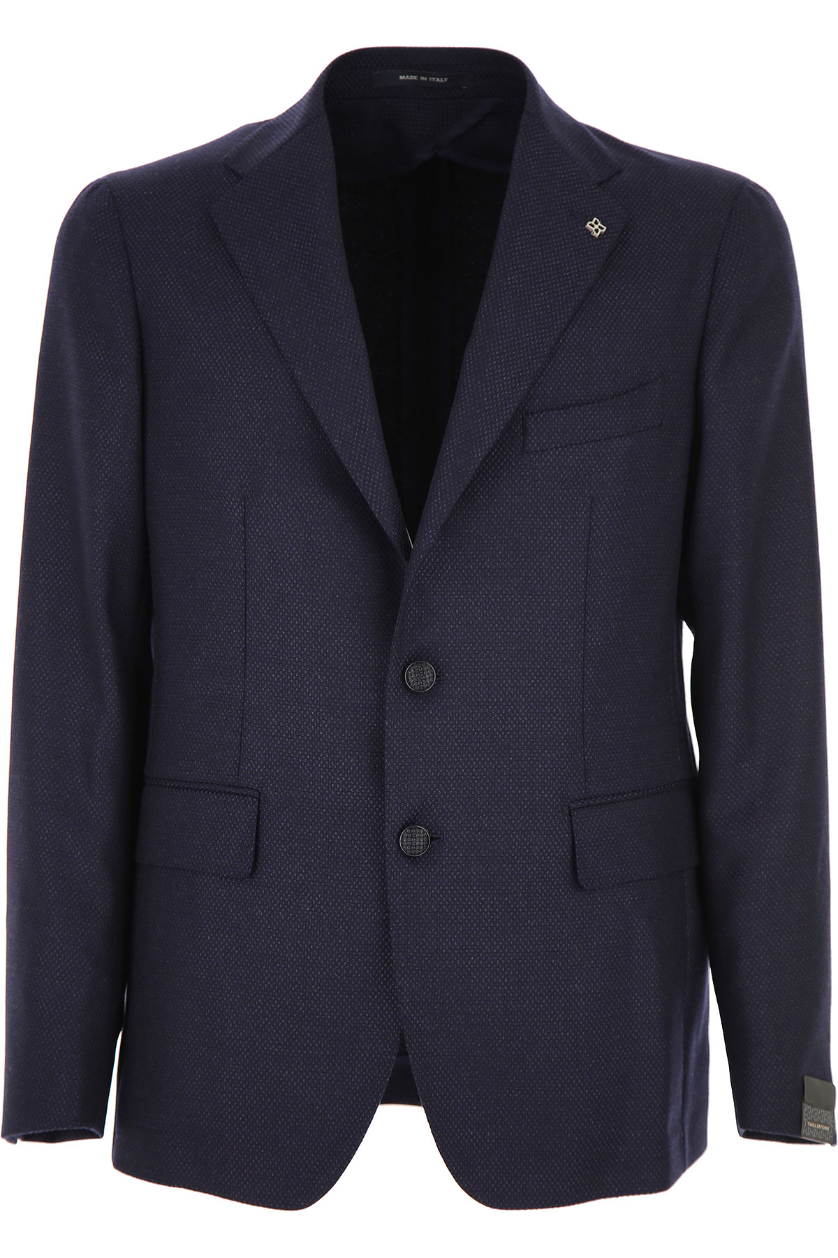 Tagliatore Blazer for Men, Sport Coat, Blue, cupro, 2019, XL XXL