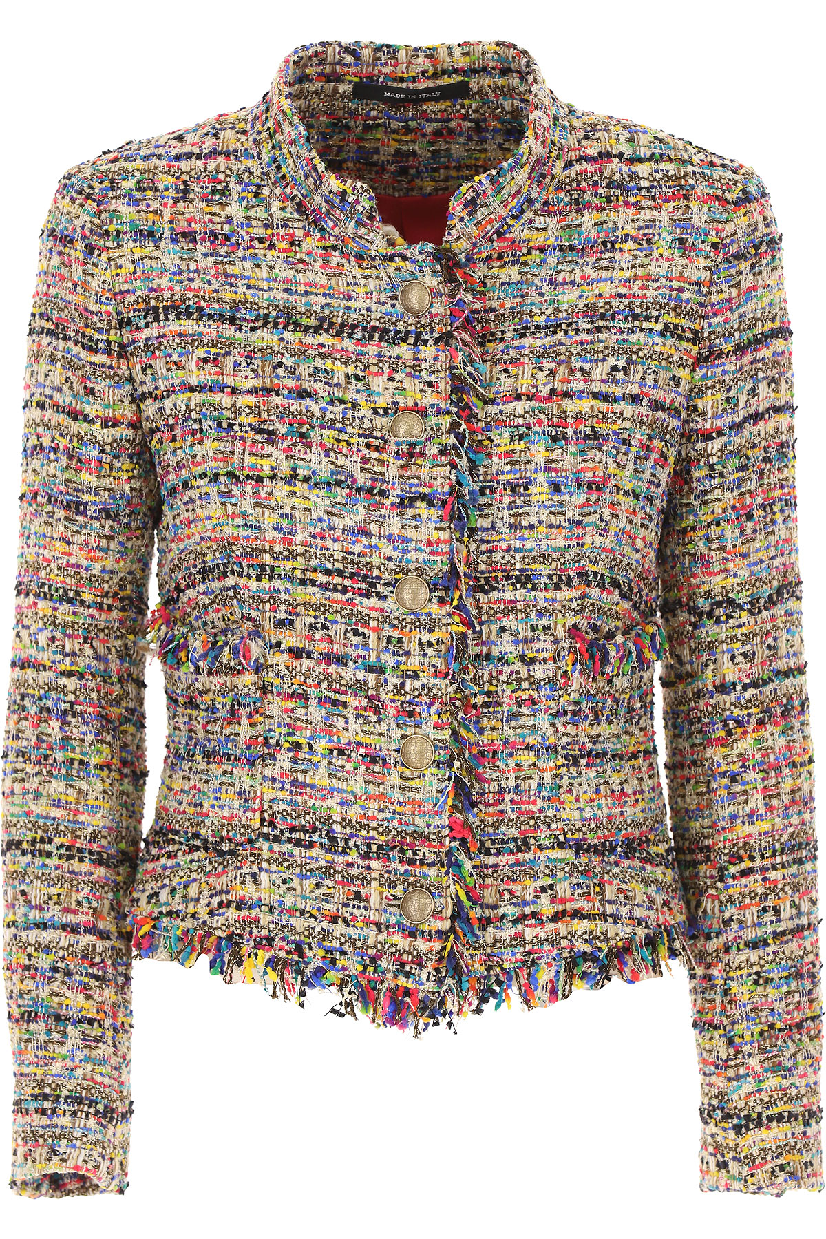 Tagliatore Jacket for Women On Sale, Multicolor, polyamide, 2019, 10 6 8