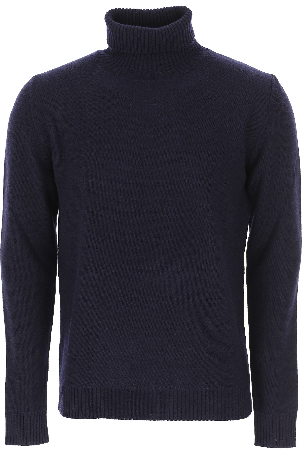 The Gigi Sweater for Men Jumper On Sale, Dark Blue, Wool, 2019, L M S XL