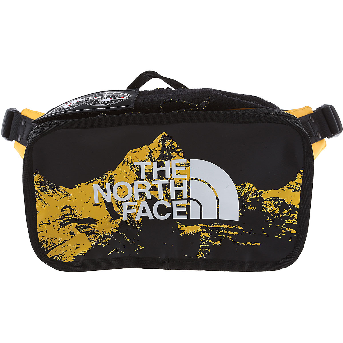 The North Face Briefcases On Sale, Yellow, polyestere, 2019
